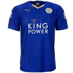 Maillot de foot Leicester City FC domicile 2015/16 - Puma