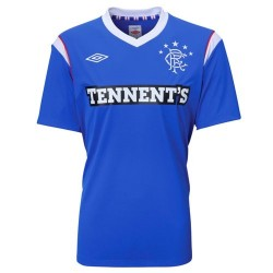 Maglia Rangers Glasgow Home 11/12 by Umbro