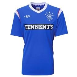 Maillot Glasgow Rangers domicile 11/12 par Umbro