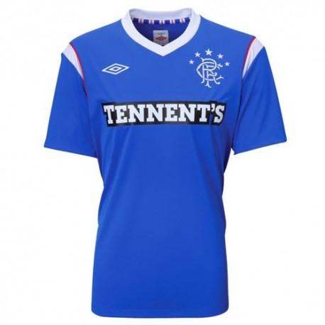 Glasgow Rangers Home Jersey 11/12 by Umbro