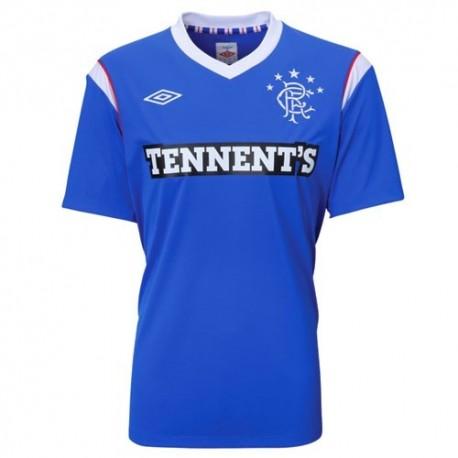 Glasgow Rangers Home Jersey 11/12 por Umbro