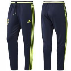 Pantalons Tech d'entrainement Suede Euro 2016/17 - Adidas