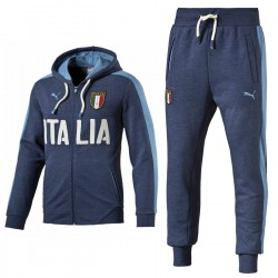 Italy national team Denim presentation tracksuit 2016/17 - Puma