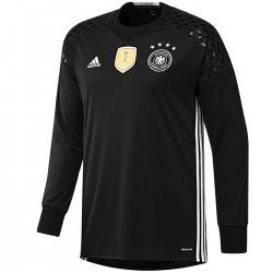 Maillot de foot gardien Allemagne domicile 2016/17 - Adidas