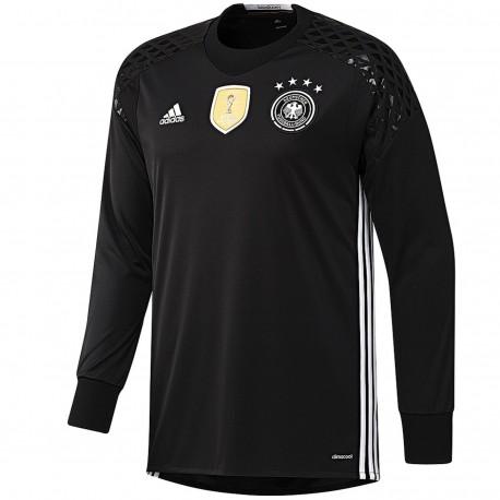 Germany national team Home goalkeeper shirt 2016/17 - Adidas