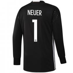 Camiseta de portero Alemania Neuer 1 primera 2016/17 - Adidas