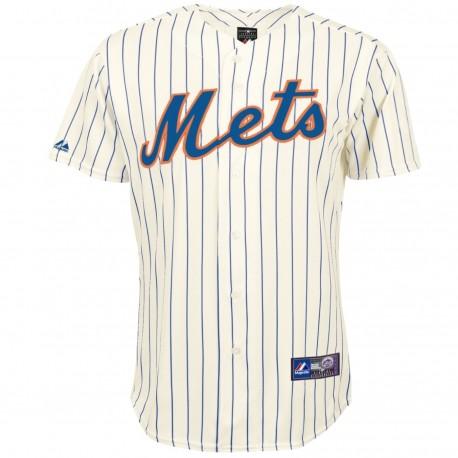 New York Mets MLB camiseta de béisbol Home - Majestic - SportingPlus.net 5a88319216d