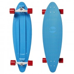 Penny Longboard 31 inch skate completo - azul