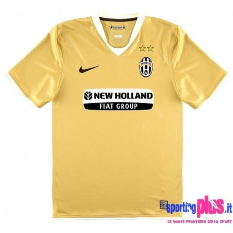 Maglia Juventus FC Away 08/09 Player Issue da gara - Nike