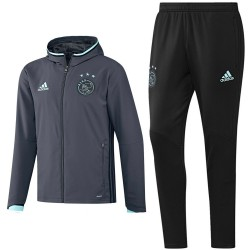 Ajax Amsterdam survetement de presentation 2016/17 - Adidas