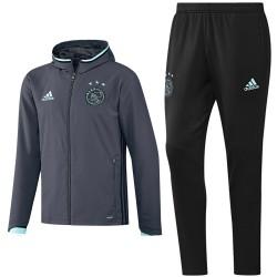 Chandal de presentación Ajax Amsterdam 2016/17 - Adidas