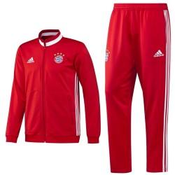 Bayern Munich red training tracksuit 2016/17 - Adidas
