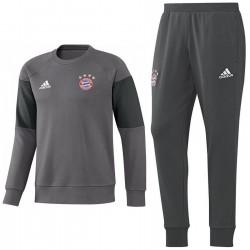 Survetement sweat d'entrainement Bayern Munich 2016/17 - Adidas