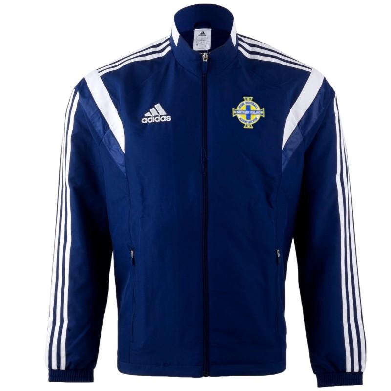 Nordirland Fußball Trikot Home 201516 Adidas