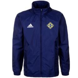 Coupe pluie entrainement Irlande du Nord 2015/16 - Adidas