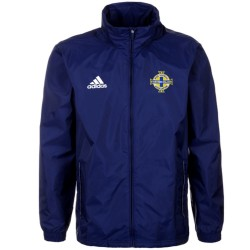 Northern Ireland training rain jacket 2015/16 - Adidas