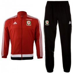 Wales national team presentation tracksuit 2016/17 - Adidas