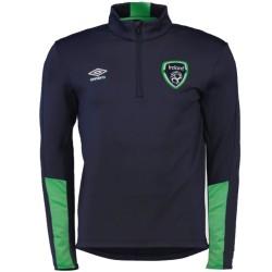 Sudadera tecnica entreno Irlanda (Eire) 2016/17 - Umbro
