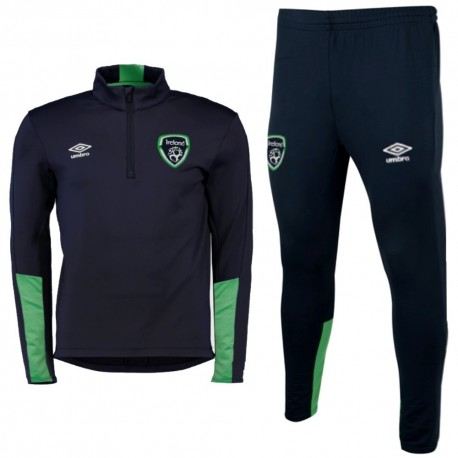 Ireland (Eire) training technical tracksuit 2016/17 - Umbro