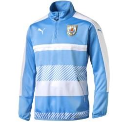 Felpa tecnica allenamento nazionale Uruguay 2016/17 - Puma