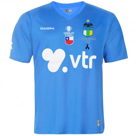 O'Higgins Home football shirt 2014/15 - Diadora