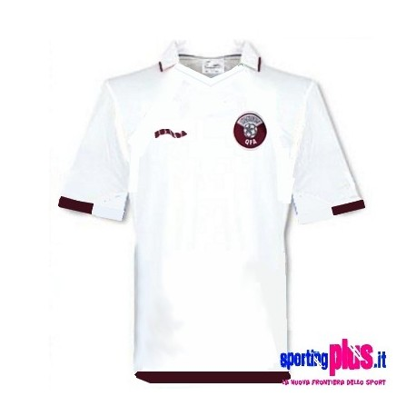 Qatar National Jersey 09/10 away by Burrda