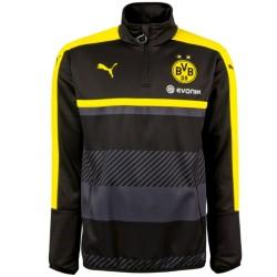 Tech sweat top d'entrainement BVB Borussia Dortmund 2016/17 - Puma