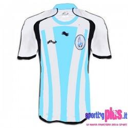Football Jersey Al-Wakrah away 09/10 by Burrda