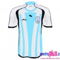Football Jersey Al-Wakrah away 09/10 by Burrda