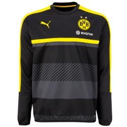 Sweat top d'entrainement BVB Borussia Dortmund 2016/17 - Puma