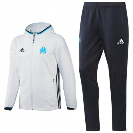 Olympique Marseille presentation tracksuit 2016/17 - Adidas