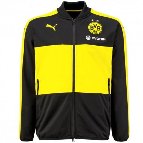 Chaqueta presentacion BVB Borussia Dortmund 2016 17 - Puma ... b6af0d9c0b349