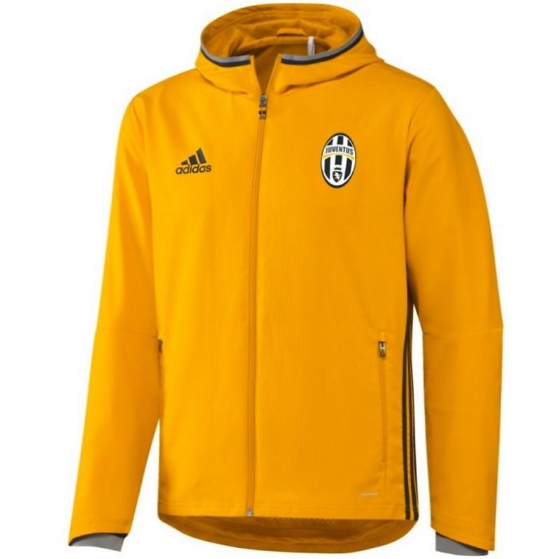 Chandal de presentacion Juventus 201617 Adidas