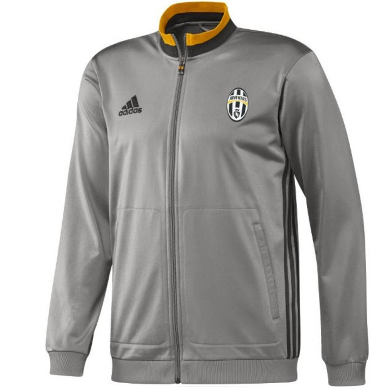 f8f18d7886 Tuta da allenamento grigia Juventus 2016/17 - Adidas - SportingPlus.net