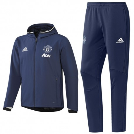 De 201617 Manchester United Survetement Adidas Presentation w1ZSRq67