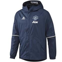 Giacca a vento da allenamento Manchester United 2016/17 - Adidas