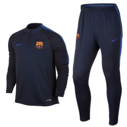 FC Barcelona navy training technical tracksuit 2016/17 - Nike