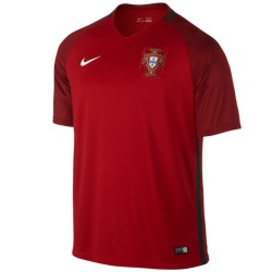 Portugal football team Home shirt 2016/17 - Nike