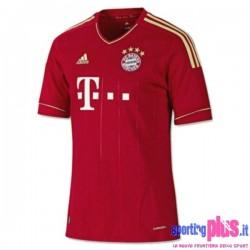 Maglia Calcio Bayern Monaco 2011/13 Home - Adidas