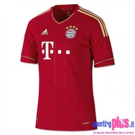 FC Bayern München-Fußball-Trikot 2011/13-Startseite-Adidas