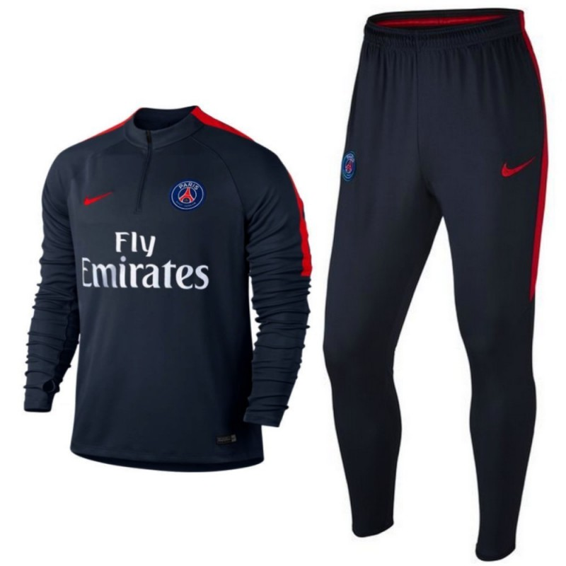 Tuta tecnica allenamento Paris Saint Germain 2016/17 - Nike ...