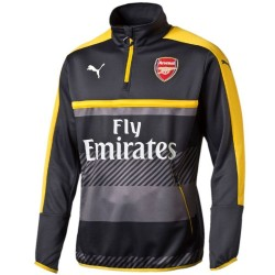 Tech sweat top d'entrainement Arsenal 2016/17 gris dark - Puma