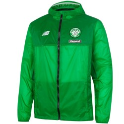 Celtic Glasgow training rain jacket 2016/17 green - New Balance