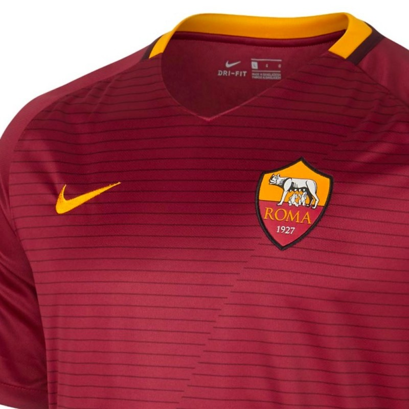 843568cab3031 AS Roma camiseta de futbol primera 2016 17 - Nike - SportingPlus.net