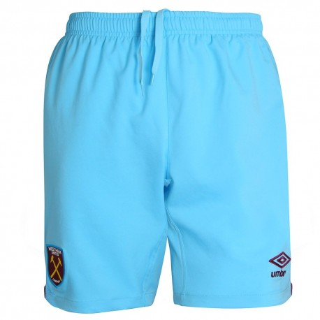 West Ham United Away football shorts 2016/17 - Umbro