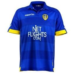 Leeds United Away Fußball Shirt 10/12-Macron