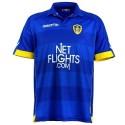 Leeds United Away football shirt 10/12-Macron