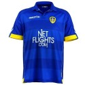 Leeds United Away Fußball Shirt 10/12-Macron
