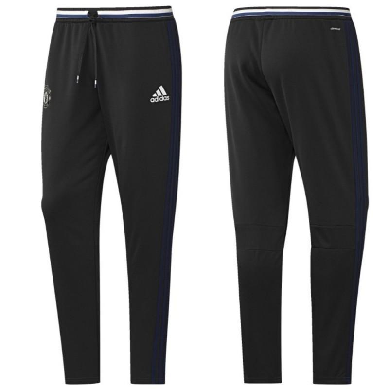 paz Filadelfia garra  Pantalons d'entrainement Manchester United 2016/17 noir - Adidas -  SportingPlus.net