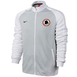 AS Roma chaqueta de presentacion blanca N98 2016/17 - Nike